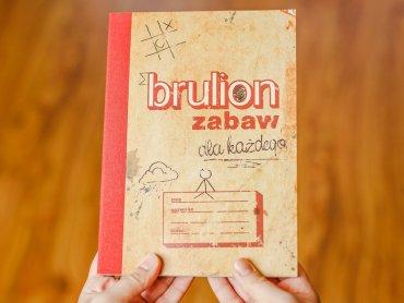 """""""Brulion zabaw dla każdego"""" to godziny zabawy, z których można korzystać w każdej sytuacji (fot. Ewelina Zielińska)"""
