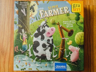 """Z """"Super Farmerem"""" hodowanie zwierząt potrafi być sporą przygodą (fot. Ewelina Zielińska)"""