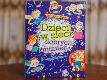 """""""Dzieci w sieci dobrych manier"""" wprowadzą Was w temat internetowego savoir-vivre (fot. Ewelina Zielińska)"""