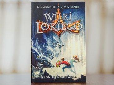 """""""Wilki Lokiego"""" to pełna przygód podróż do świata skandynawskich wierzeń (fot. Ewelina Zielińska)"""
