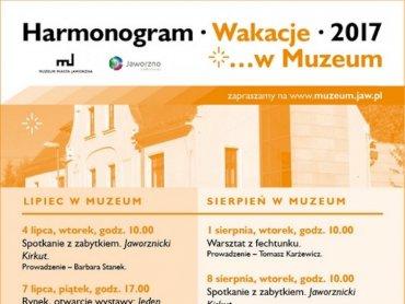 Wakacje w `Muzeum  Miasta Jaworzna to wtorkowe zajęcia dla dzieci (fot. mat. organizatora)