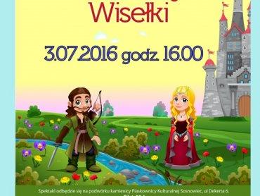 """""""Warkocz królewny Wisełki"""" to tytuł przedstawienie, które zostanie wystawione w Piaskownicy Teatralnej (fot. mat. organizatora)"""