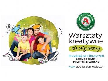 Warsztaty odbędą się w Sosnowcu, a w Bielsku-Białej i Żorach nie zabraknie ciekawych animacji (fot. mat. organizatora)