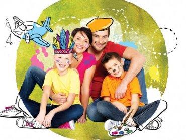 """""""Warsztaty kreatywne dla całej rodziny"""" odbędą się 9 października w CH Auchan (fot. mat. organizatora)"""