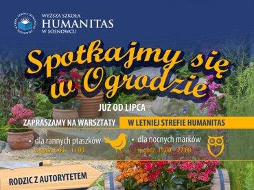 """""""Spotkajmy się w ogrodzie"""" to tytuł cyklu letnich warsztatów dla rodziców (fot. mat. organizatora)"""