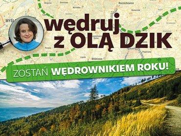 Na wycieczkę szlakami Beskidu Śląskiego zaprasza Ola Dzik (fot. mat. organizatora)