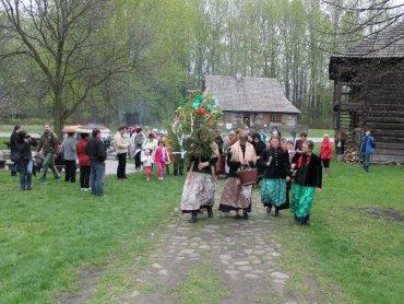 """Impreza """"Wielkanoc na Śląsku"""" odbędzie się 29 marca w chorzowskim skansenie (fot. mat. organizatora)"""