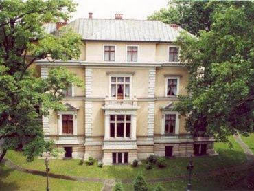 Willa Caro to jedna z ciekawych siedzib dawnych przemysłowców (fot. mat. Muzeum w Gliwicach)