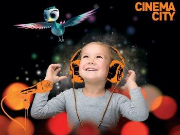 Wielki Mały Głos to konkurs skierowany do młodych fanów kina (fot. mat. organizatora)