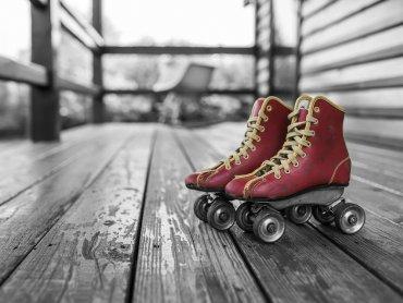 Bezpłatne zajęcia jazdy na wrotkach będą odbywać się w każdy weekend w klubie Wrotka (fot. pixabay)