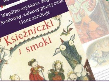 Dzieci, które 10 maja przyjdą do WSB, mogą liczyć na konkursy, zabawy i nagrody książkowe (fot. mat. organizatora)