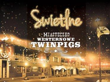 Wielkie otwarcie Świtlnego Miasteczka Westernowego już 9 listopada (fot. materiały prasowe)