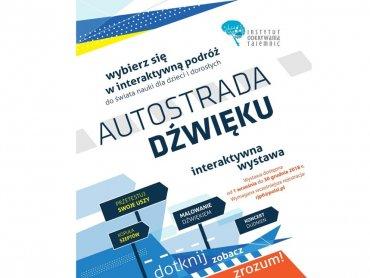 Autostrada Dźwięku to projekt Politechniki Śląskiej (fot. mat. organizatora)
