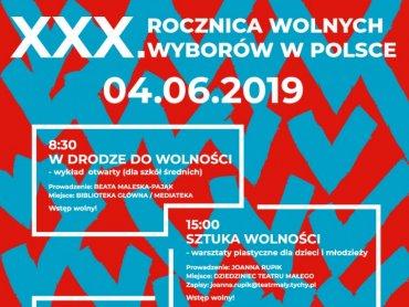 Wydarzenie organizuje Teatr Mały i Biblioteka Główna w Tychach (fot. mat. organizatora)