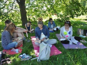 Podczas sobotnich spotkań w chorzowskim Rosarium będzie można poćwiczyć i wziąć udział w ciekawych warsztatach (fot. mat. organizatora)
