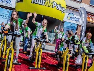"""Piknik """"Wyścig po Zdrowie"""" to dwa dni sportowej rywalizacji (fot. mat. Fb organizatora)"""