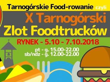 Kolejny zlot food truków odbędzie się w weekend 5-7 października w Tarnowskich Górach (fot. mat. organizatora)
