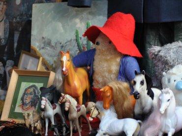 Na Pchlim Targu w Gliwicach dzieci będą mogły sprzedąć nieużywane już zabawki (fot. sxc.hu)