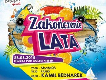 Zakończenie Lata to trzy dni zabawy w będzińskim parku (fot. mat. organizatora)