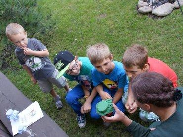 Warownia Pszczyńskich Rycerzy organizuje różne, ciekawe zajęcia dla dzieci (fot. materiały Warowni)