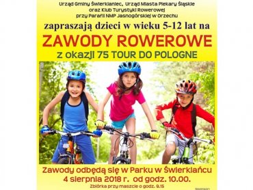 W zawodach mogą wziąć udział dzieci w wieku od 5 do 12 lat (fot. mat. organizatora)