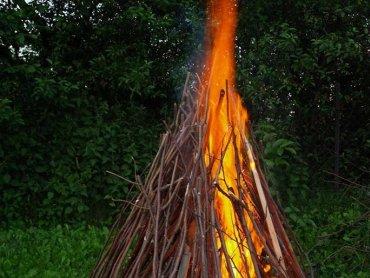 Sobótkowe ognisko to tylko jedna z atrakcji jakie czekać będą na tych, którzy przybędą 8 czerwca do Mysłowic (fot. materiały organizatora)