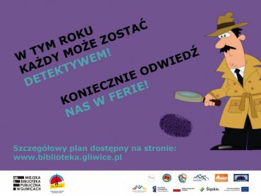 Zimowa Akademia Detektywistyczna to świetny pomysł na spędzenie ferii zimowych w mieście (fot. mat. organizatora)