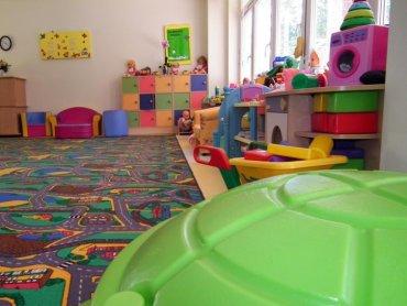 Sale nowej filii Żłobka Miejskiego przy ul. Mireckiego 28 są już gotowe na przyjęcie dzieci (fot. mat. organizatora)