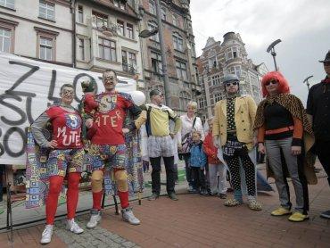 Zlot Superbohaterów to jedna z głowych atrakcji Festiwalu Dziwnie Fajne (fot. mat. organizatora)