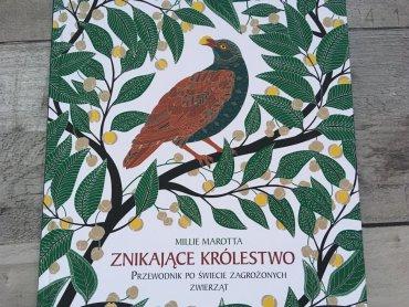 Książka to apel do najmłodszych o ratowanie Ziemi (fot. Ewelina Zielińska/SilesiaDzieci.pl)