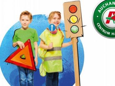 """""""Odblaskowi"""" to akcja, która ma zwiększyć bezpieczeństwo dzieci na drodze (fot. mat. organizatora)"""