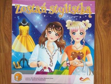 Zostań stylistką to gra, która zachwyca mnogością kolorów (fot. Ewelina Zielińska/SilesiaDzieci.pl)