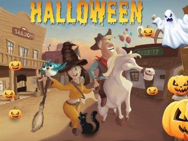 Halloween w Twinpigs to zabawy przygotowane specjalnie na tę okazję (fot. mat. organizatora)