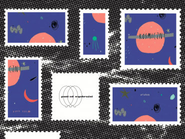 """Zainspirowani """"Wytwórnikiem Kosmicznym"""" wyruszycie w międzygwiezdną podróż (fot. mat. Tam gdzie zawsze)"""