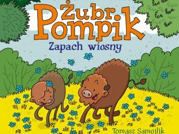 """""""Żubr Pompik"""" to serial, którego scenariusz powstał na podstawie serii książek dla dzieci o tym samym tytule (fot. mat. prasowe)"""