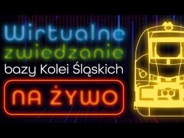 W tym roku zwiedzanie Kolei Śląskich odbędzie się online (fot. mat. organizatora)