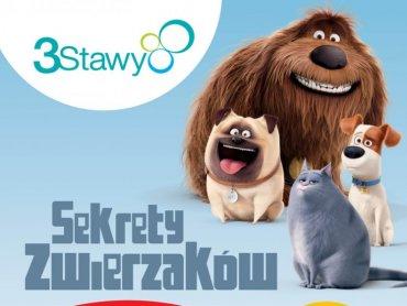 """Atrakcje związane z filmem """"Sekretne życie zwierzaków domowych"""" odbędzie się 27 sierpnia (fot. mat. organizatora)"""