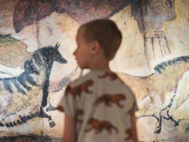 """Zajęcia towarzyszą interaktywnej wystawie """"Na tropie Tomka"""" w Muzeum Śląskim (fot. mat. organizatora)"""