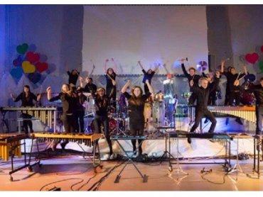 Żyrardowskie Uderzenie to największa stała orkiestra perkusyjna w Polsce (fot. mat. organizatora)