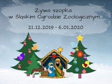 Żywą szopkę będzie można oglądać do 6 stycznia (fot. mat. organizatora)
