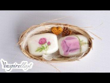 Embedded thumbnail for Ozdobne mydełko - prosty sposób na oryginalny prezent