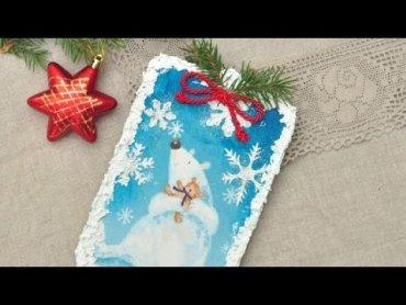 Embedded thumbnail for Zimowe obrazki z pastą śniegową