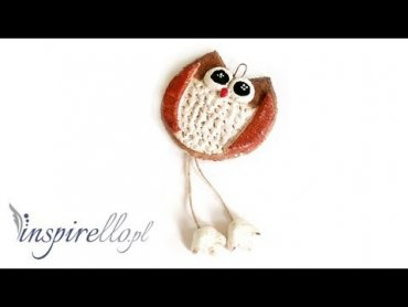 Embedded thumbnail for Pomysł na sówkę z masy solnej