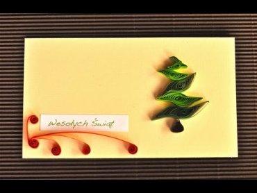 Embedded thumbnail for Zrób z dzieckiem kartkę świąteczną
